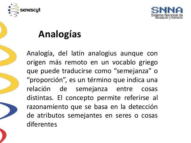 Analogías 150 Ejemplos Y Explicaciones