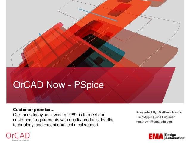 Analog Mixed Signal Simulation With PSpice