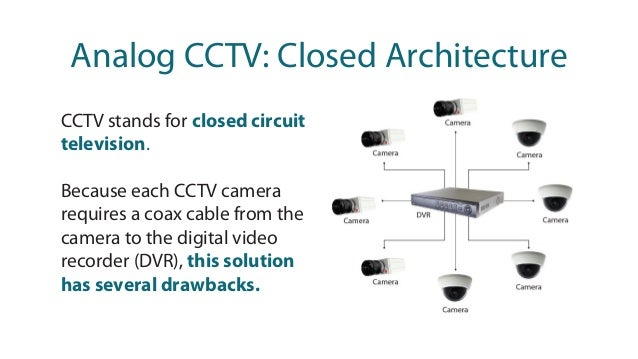 Analog CCTV Cameras vs. IP Cameras