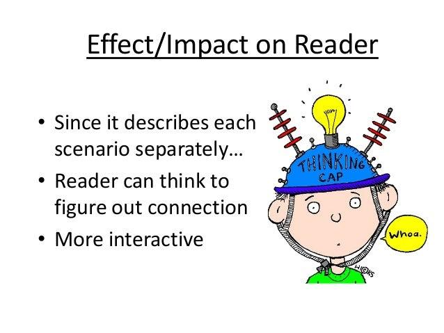 antithesis effect reader Stylistic devices im englischunterricht: liste mit beispielen (examples), wirkung (effect) und funktion (function).