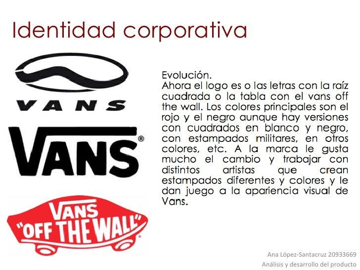 vans corporativo