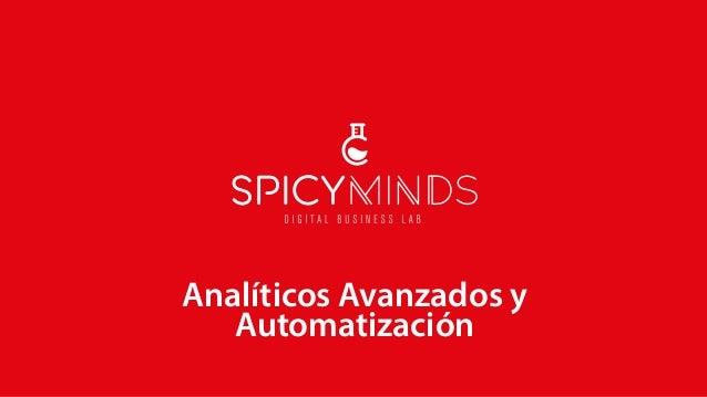 Analíticos Avanzados y Automatización