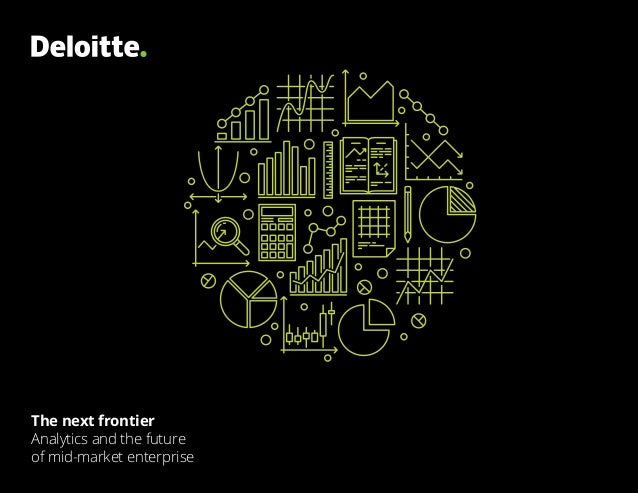 The next frontier Analytics and the future of mid-market enterprise