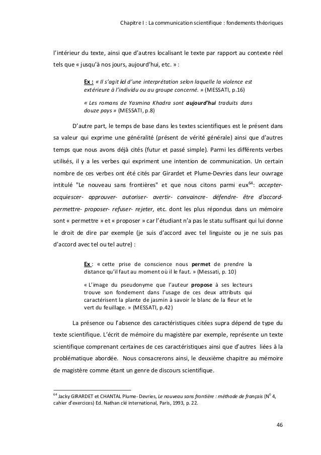 Conclusion dissertation convaincre persuader
