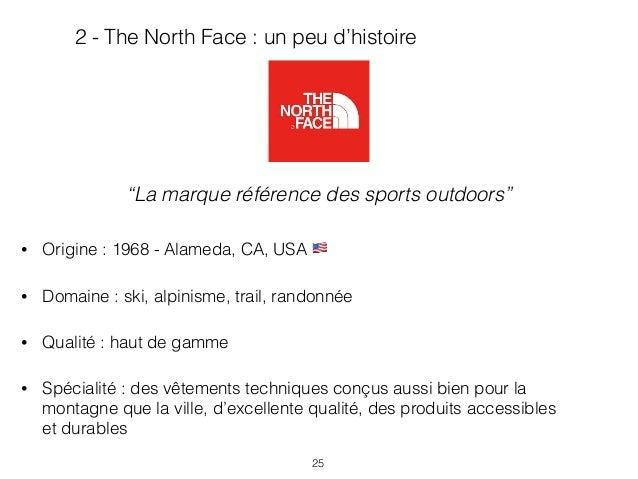 73cec3f768 Analyse de marque - The North Face