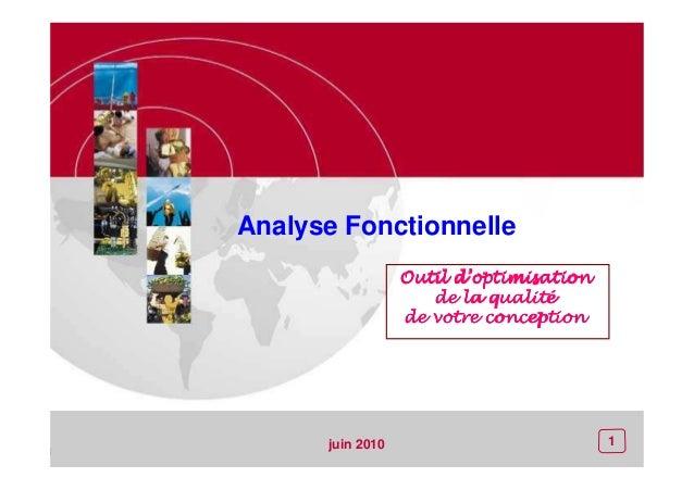 CEP SystèmesAF :AF : «« »»PT/PT/P3.06464/01/R/129/0 - Page 1CEP SystèmesPT/PT/P3.06464/01/R/129/0 - Page 11Analyse Fonctio...