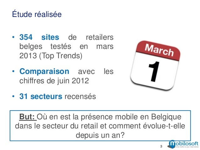 Baromètre du Retail Mobile 2013 Slide 3
