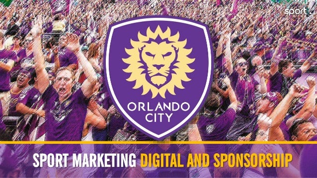 SPORT MARKETING DIGITAL AND SPONSORSHIP