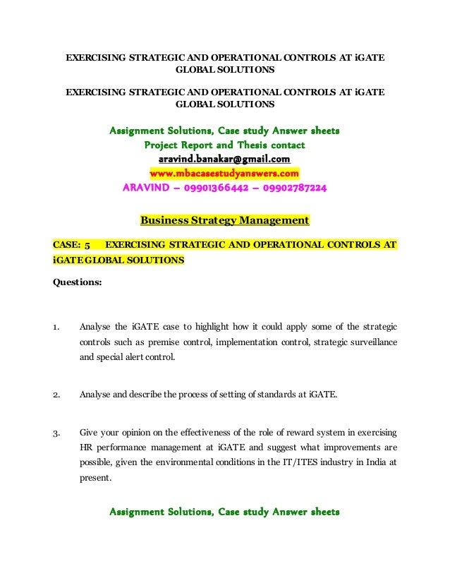 Igate global solutions address