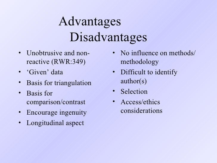 advantage and disadvantage of business ethics Social advantage and disadvantage are potent catch-all terms they have no established definition but, considered in relation to one another, they can embrace a.