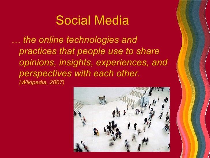 Analysing the Effectiveness of Social Media Slide 3