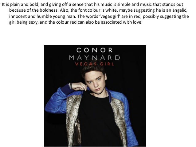 maynard single girls Chart sensation conor maynard releases his hotly-anticipated second single 'vegas girl' on july 23rd it's the follow-up to his smash-hit debut single, 'can't say no', which slammed into the.
