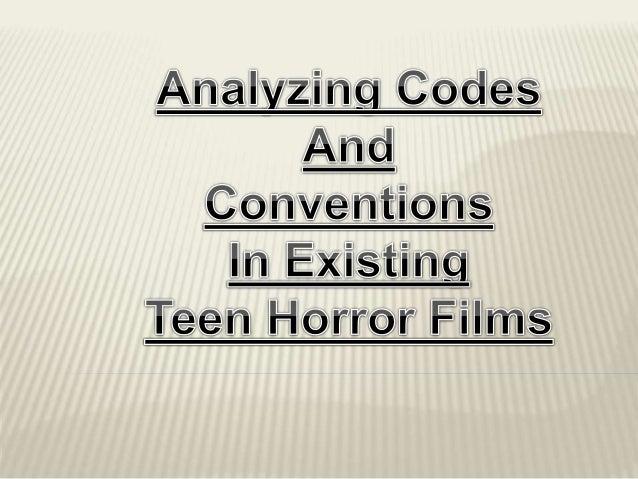 horror genre essay The representations of gender in horror films- essay the representations of gender in horror films- essay horror genre conventions.