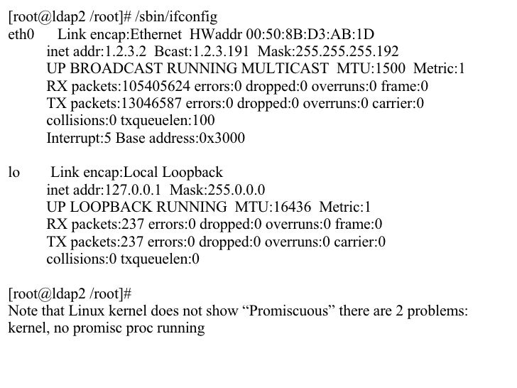 Analysis of Compromised Linux Server