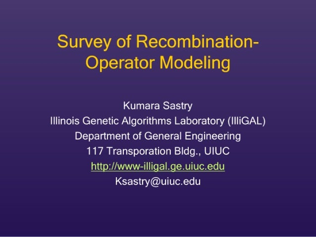 Analysis of Mixing in Genetic Algorithms: A Survey