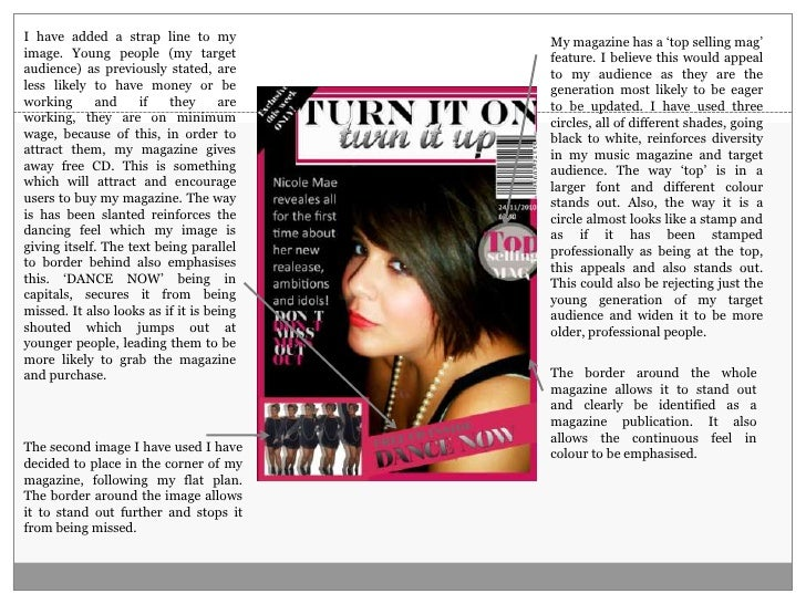 semiotic analysis of teenage magazine front Mahreen shakoor-unveiling the true meanings: a semiotic analysis of two time magazine covers european academic research - vol iii, issue 11 / february 2016 11748 1 introduction: semiotics is the study of meanings behind words and signs and.
