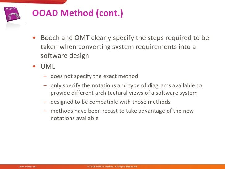 Converting Software Requirements Into Design