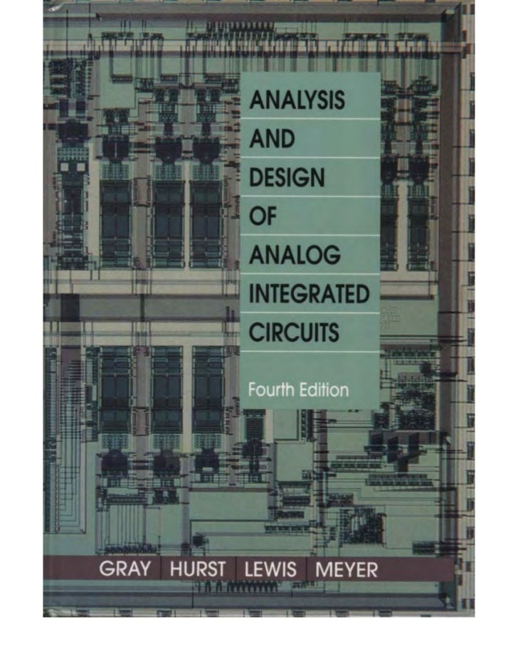 And linear integrated pdf by bakshi circuits applications