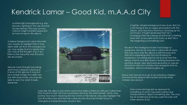 Kendrick Lamar Good Kid Maad City Album Download Songslover --