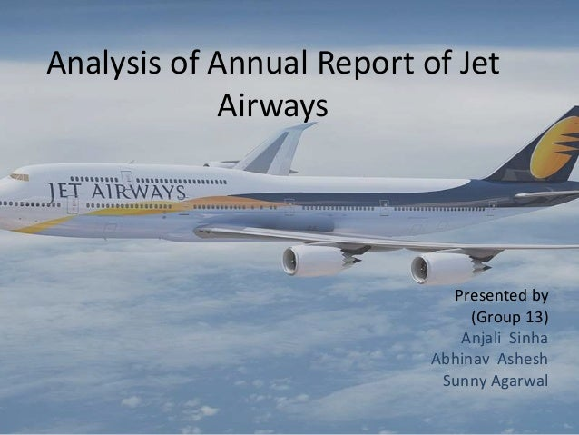 project report jet airways We currently help fund a landfill gas destruction project outside of for more on how we reduce and report offsetting co2 is a good way to keep happy.
