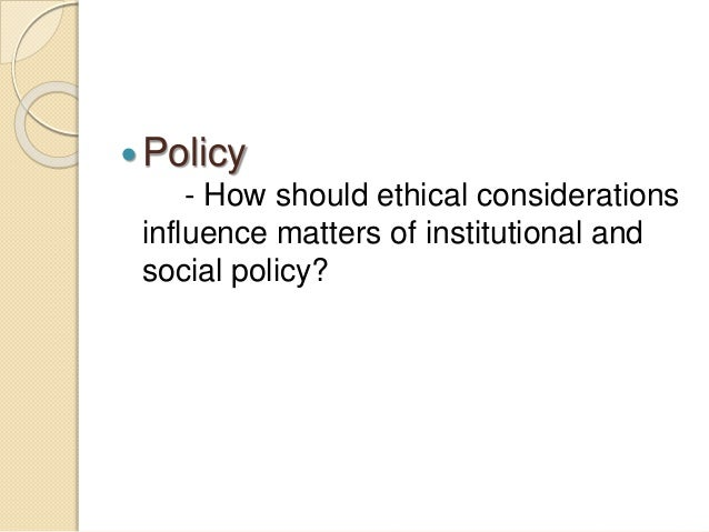 an analysis of normative social policy issue about abortion Abortion policies and reproductive health draw to review common problems and take stock of policy abortion for economic or social reasons.