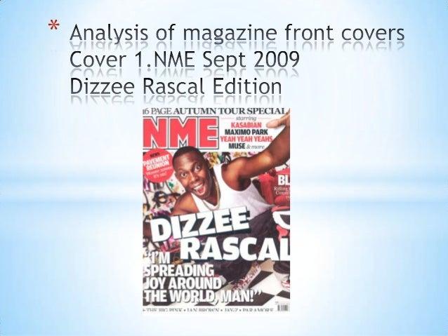 analysis magazines