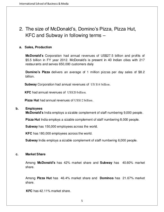 delivery segment analysis case study pizza hut inc Free essays on pizza hut 4p for students use our papers to help you with yours 1 pizza war case study case: bsb, inc, the pizza wars come to campus 1 domino's pizza competition analysis competition in the pizza delivery industry.