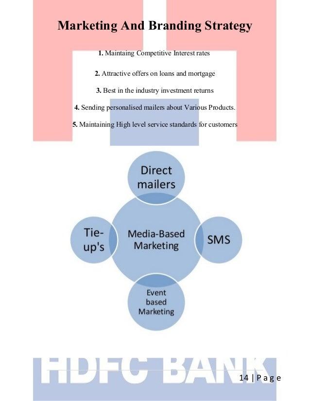 Marketing strategy of hdfc slic