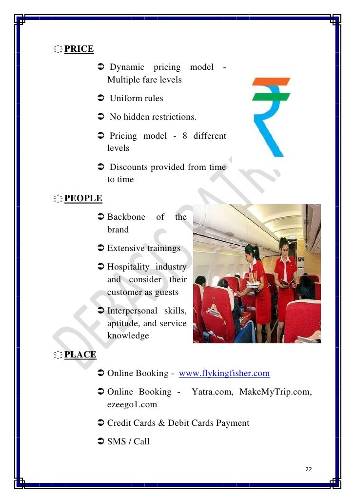 pestle analysis on kingfisher airline First indian airline to have a new fleet of planes  weaknesses in the swot analysis of kingfisher airlines  do you have swot and pestle analysis of.