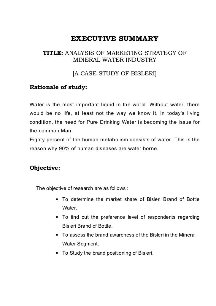swot analysis in purified water products marketing essay The swot analysis of aquaguard majorly talks about the strengths which  has  due to its excellent brand recall and products & its few weaknesses   aquaguard is almost synonymous with water purification  and this was the  tagline behind which complete marketing  30 marketing and strategy models.