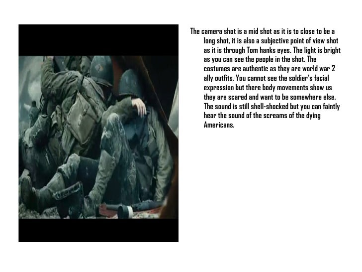 saving private ryan movie analysis Plot summary saving private ryan follows the story of several world war ii soldiers who are on a quest to find one man who is fighting somewhere else in europe this man, private james francis ryan (matt damon) of the 101st airborne, has three brothers who have all been killed at various locations all over the world as.