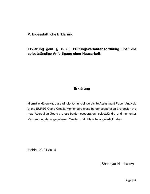 Cross-border co-operation - International restructuring ...