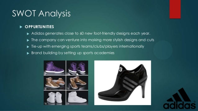 Adidas swot and pestel analysis - Research paper Example