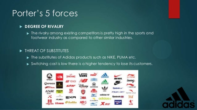 Puma five forces analysis