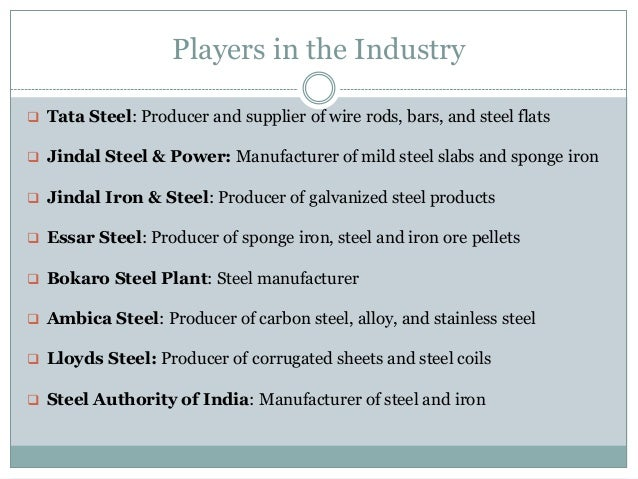a brief analysis of the steel industry We use cookies, including third party cookies, to provide you with the best  possible browsing experience to learn more about cookies and our privacy  practices,.