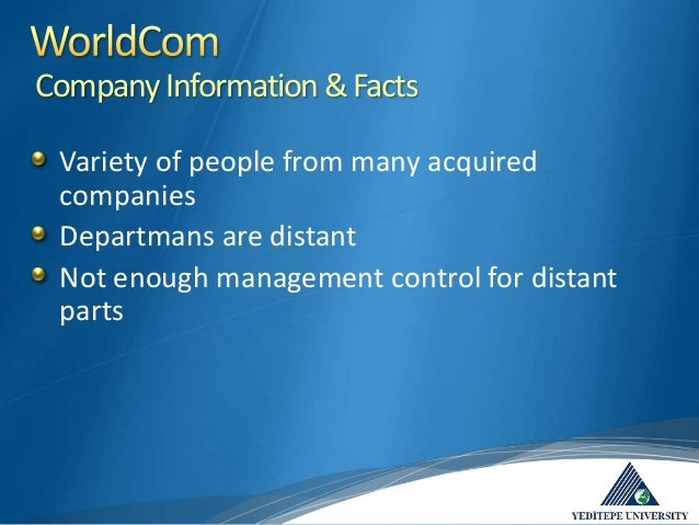 worldcom scandal Markets worldwide reeled on wednesday after us long-distance carrier worldcom inc (wcom) revealed tuesday night it had disguised nearly $38 billion in.