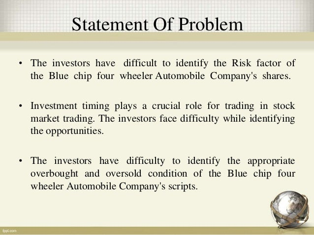 Analysis on bluechip Slide 3