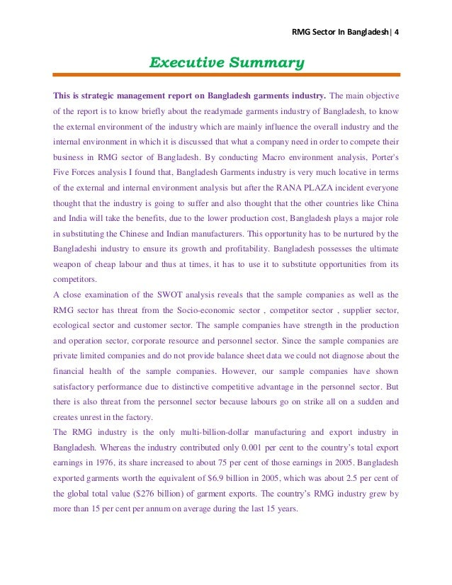 "report on rmg sector in bangladesh Report on rmg industry in bangladesh 1 rmg sector in bangladesh| 1 ""analysis of rmg industry, bangladesh"" independent university, bangladesh submitted to dr nazmul amin majumdar faculty."
