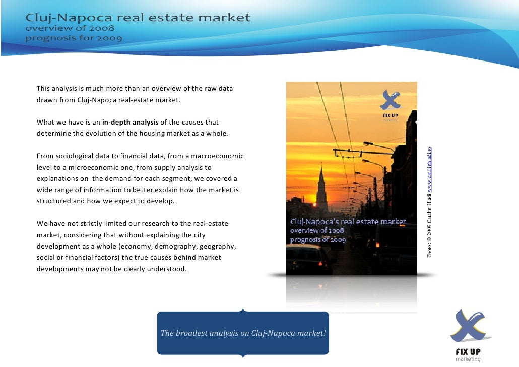 This analysis is much more than an overview of the raw data drawn from Cluj-Napoca real-estate market.  What we have is an...
