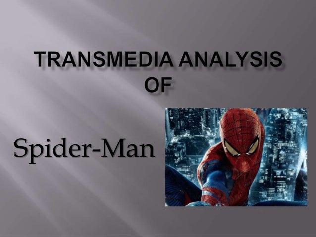 Spider man analysis essay