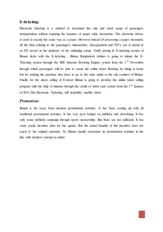 Pestle analysis biman bangladesh airlines doc
