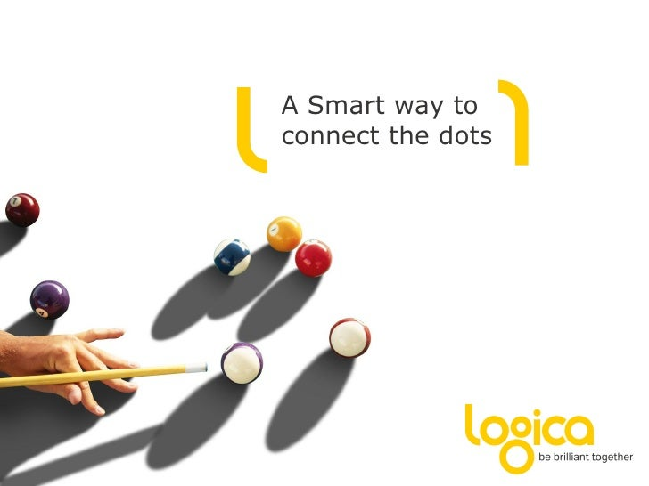 A Smart way toconnect the dots