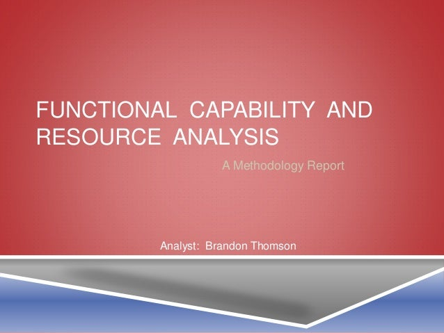 resource capability analysis In-depth process flowchart—cost capability analysis  aflcmc/oza cca resource guides 110 record analysis and present  and capability analysis for.