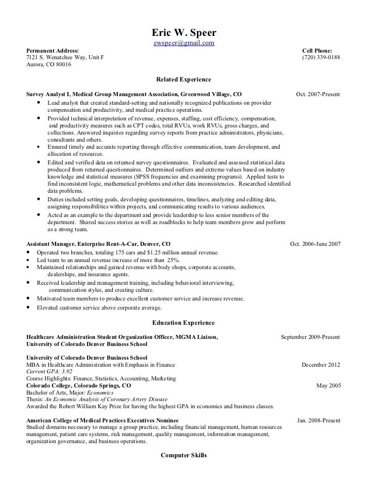 Data Analyst Resume Template Data Analytics Manager Resume Senior