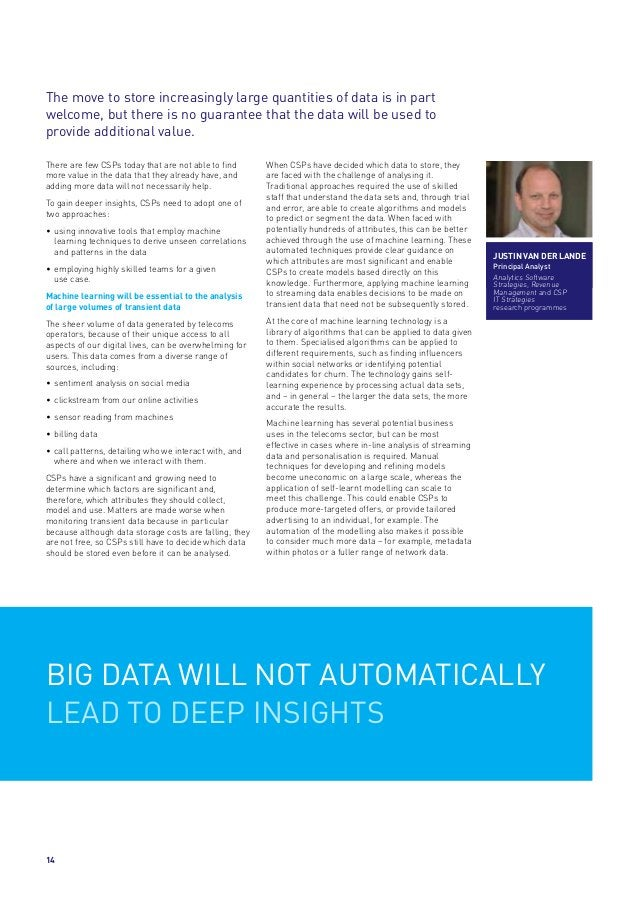 The move to store increasingly large quantities of data is in part welcome, but there is no guarantee that the data will b...