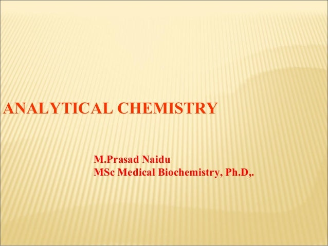 analytical biochemistry phd thesis