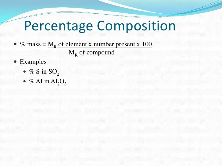 percent composition lab Determing the formula of a hydrate lab 2 in order to determine the percent composition and the empirical formula of a hydrate, you must know.