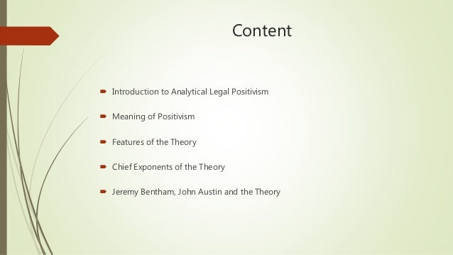 legal positivism hart austin bentham Hobbes, bentham, austin, hart, kelsen, raz, perry learn with flashcards, games, and more — for free.