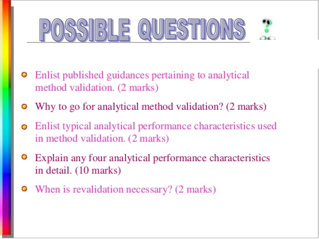 aoac guidelines for analytical method validation