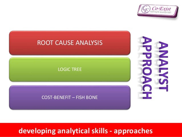 what is an analytical skill